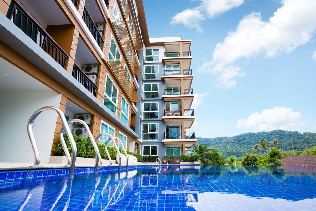 The Jasmine Nai Harn Beach Resort and Spa
