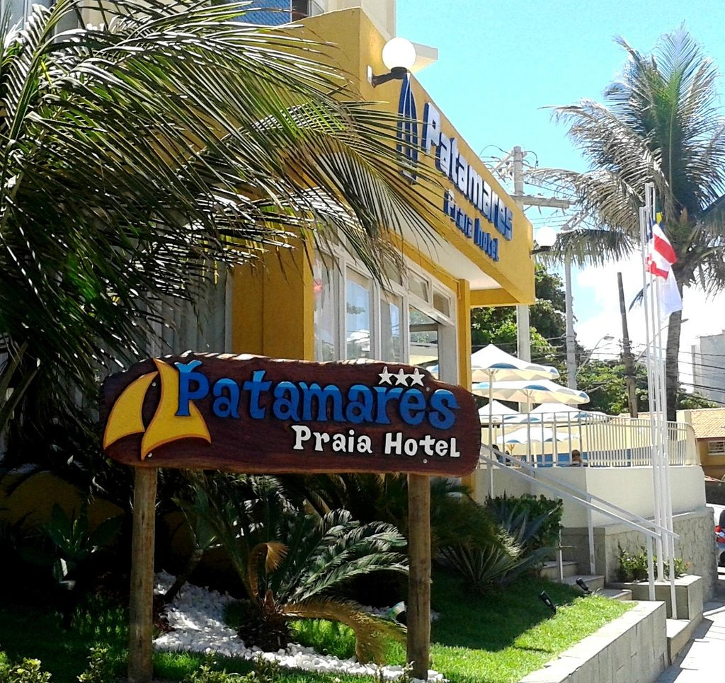 Patamares Praia Hotel