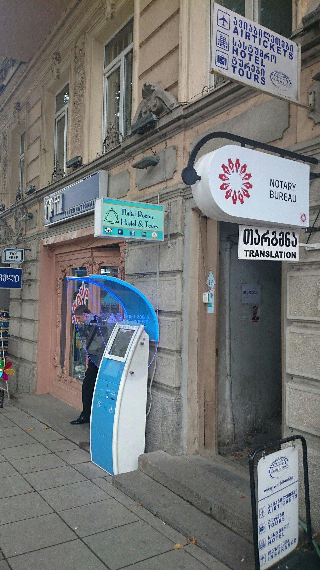 Tbilisi Rooms Hostel & Tours