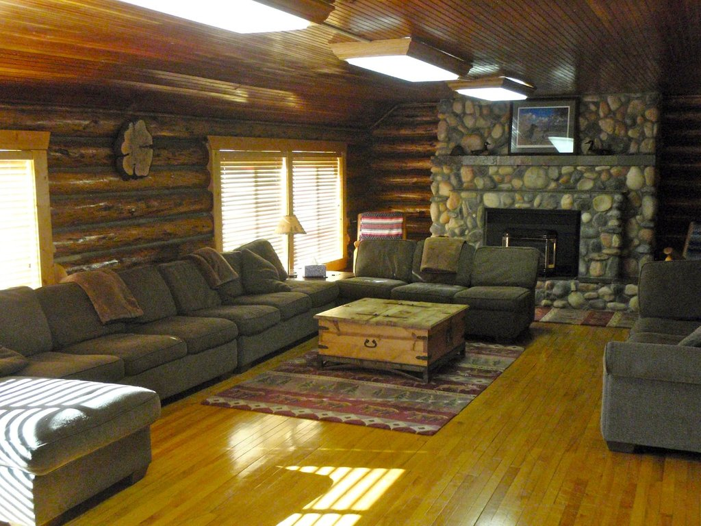 Cabins West Lodging