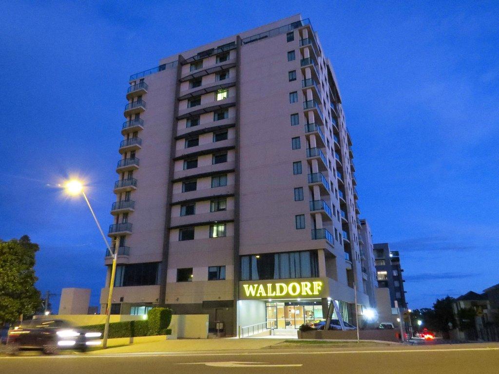 パラマタウォルドフアパートメントホテル