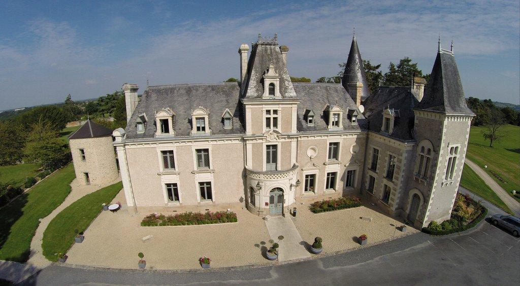 Hostellerie Chateau de la Barbiniere