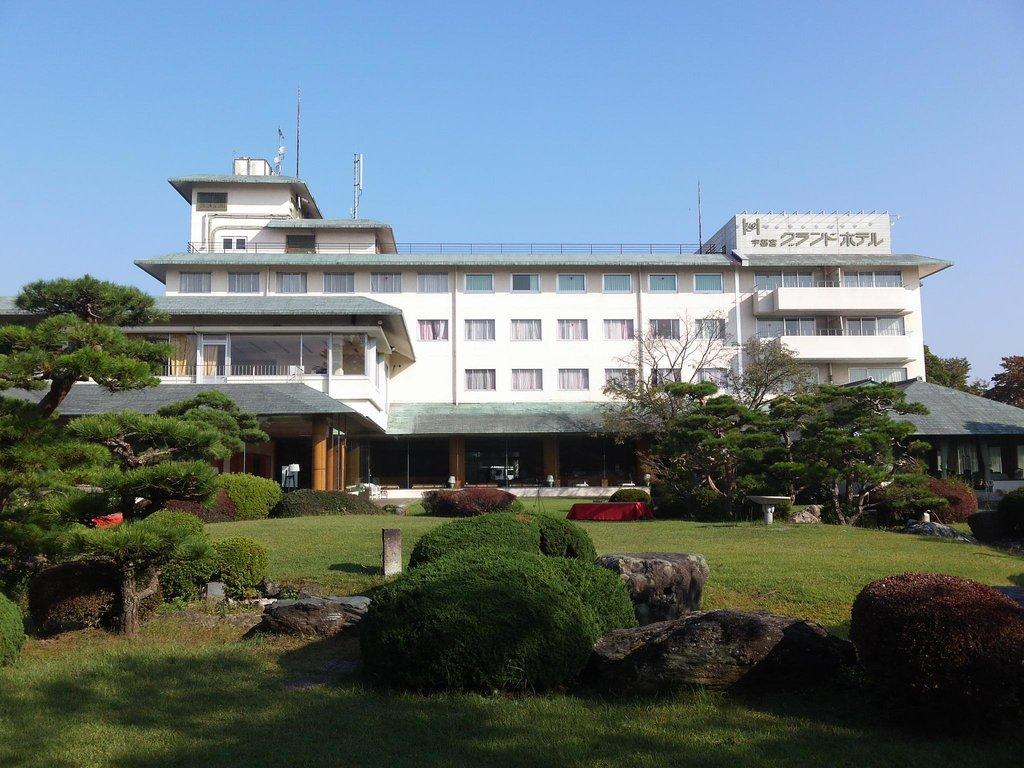 宇都宮 グランドホテル
