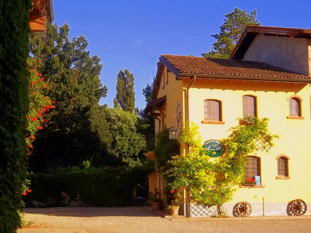 Az. Agricola Agrituristica Arrigoni Arrigo - Bed And Breakfast