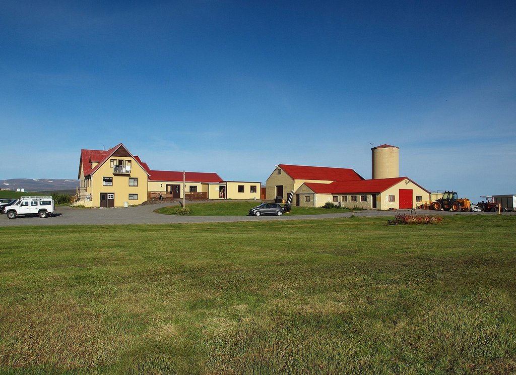 Stadarholl Motel & Guesthouse