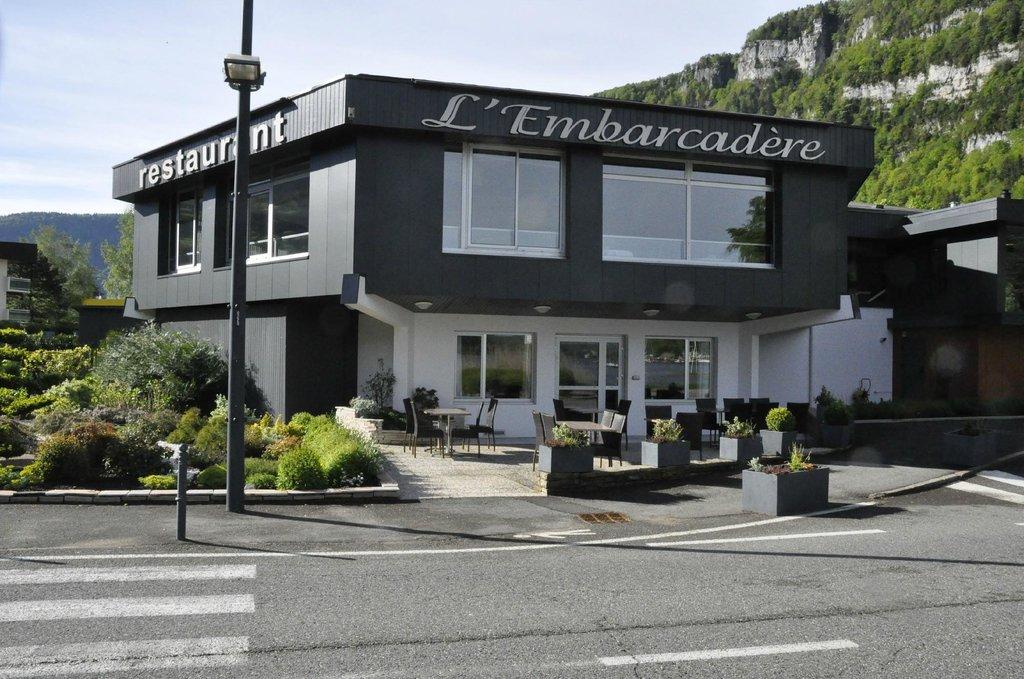 Hotel Restaurant de l'Embarcadere