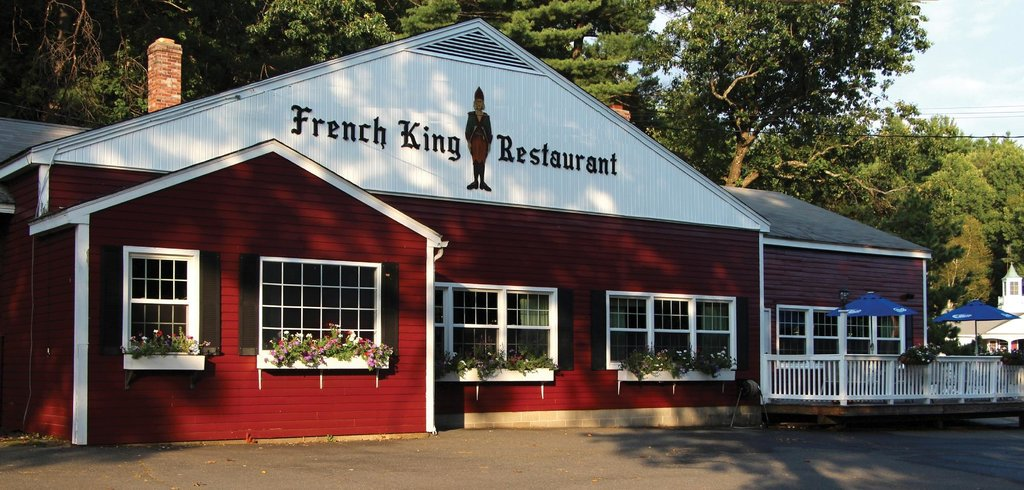 ‪French King Motel & Restaurant‬