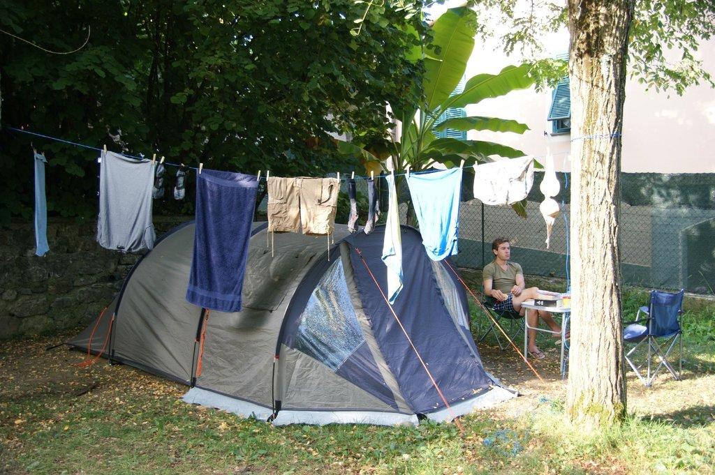 Campeggio Albero D'Oro