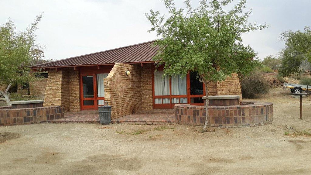 Augrabies Rest Camp