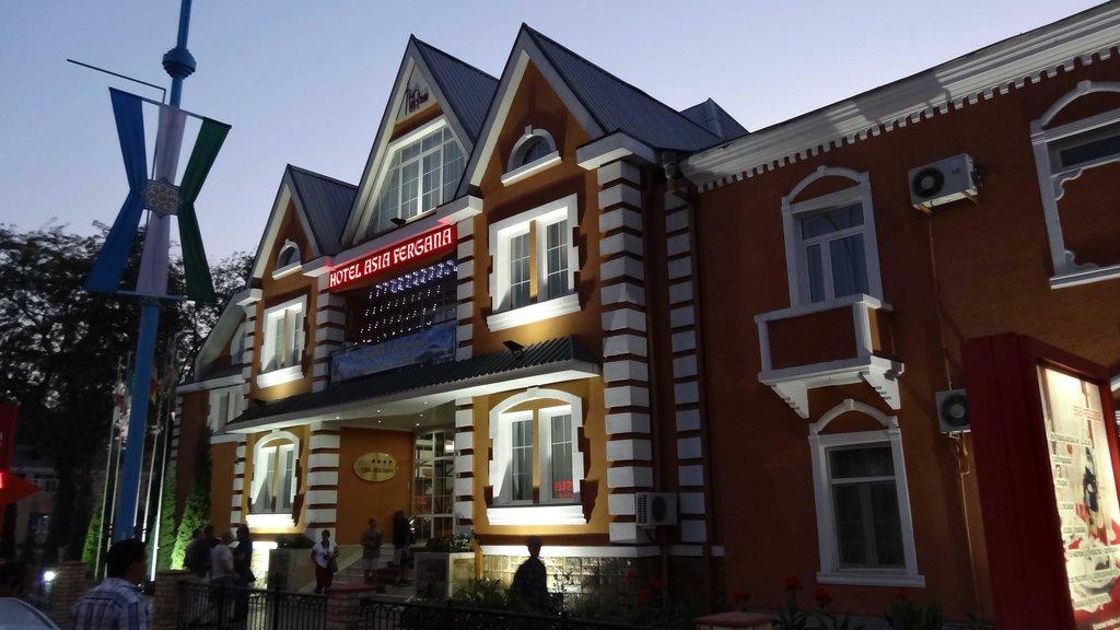 Hotel Asia Fergana