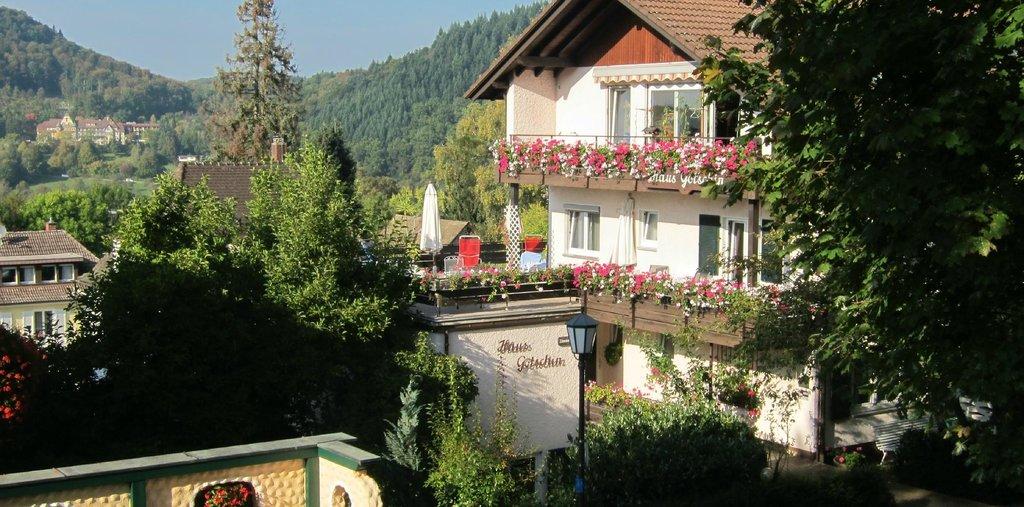 Hotel garni Haus Goetschin