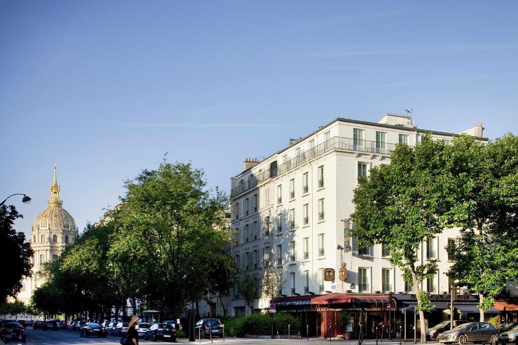 迪尤肯埃菲爾酒店
