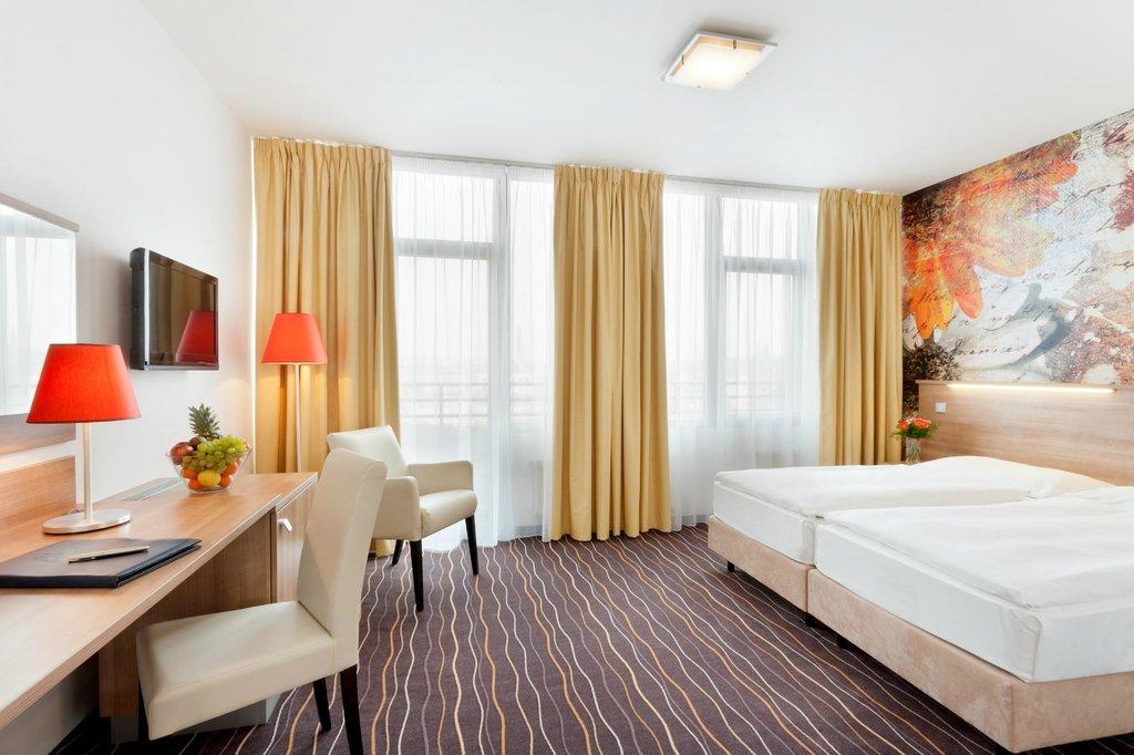 악센트 호텔 프라하