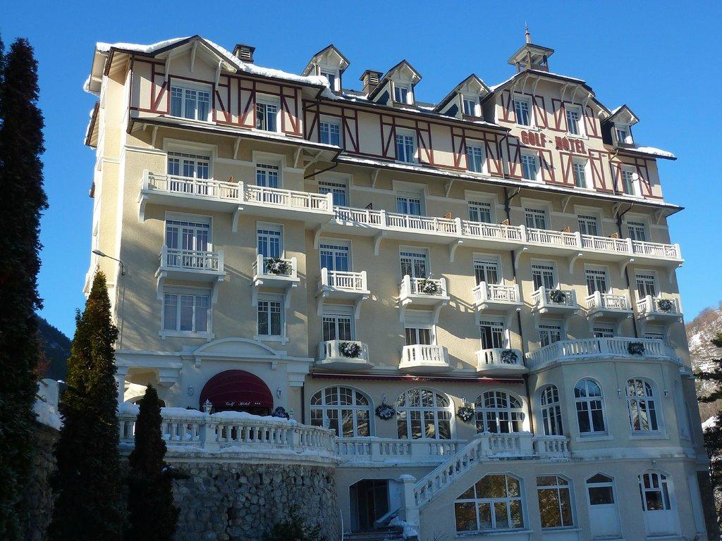 格爾福酒店