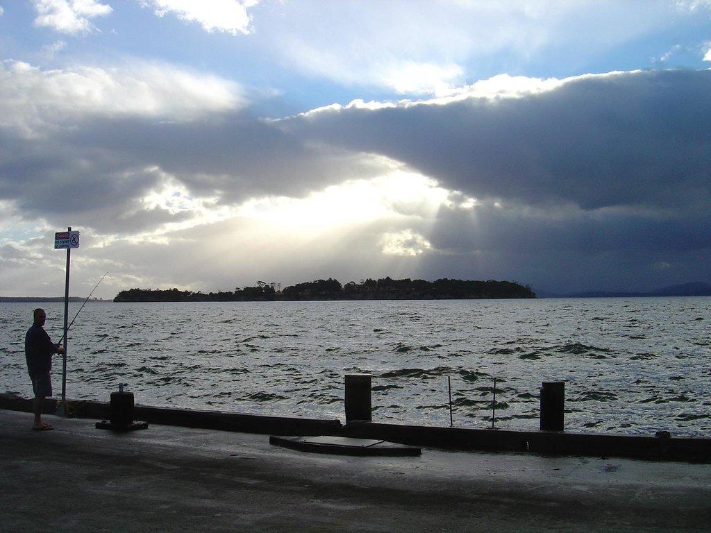 Bruny Island Backpackers, Alonnah Retreat