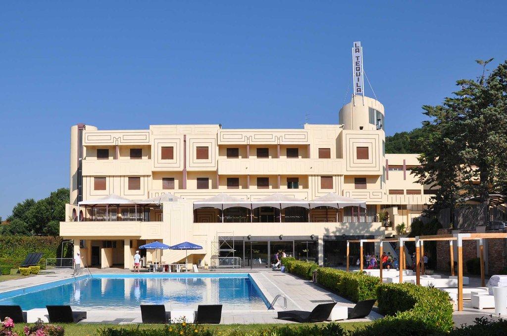 拉泰齊拉酒店
