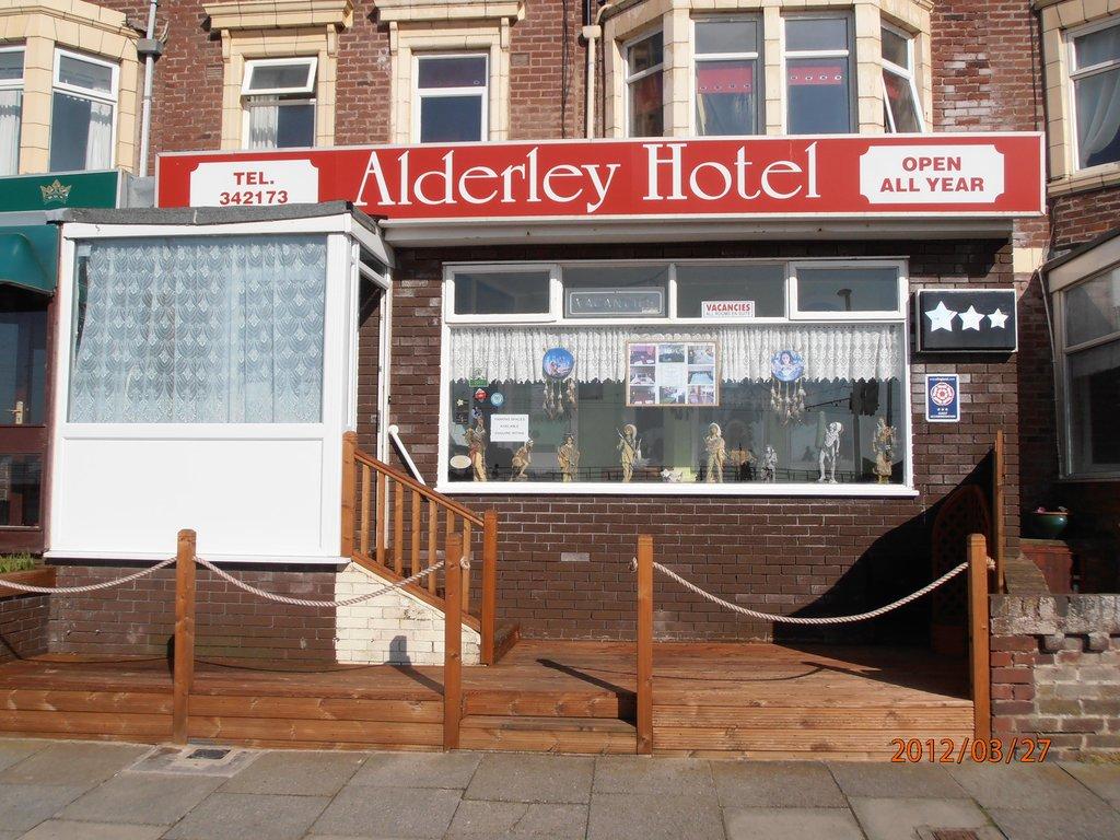 앨덜리 호텔