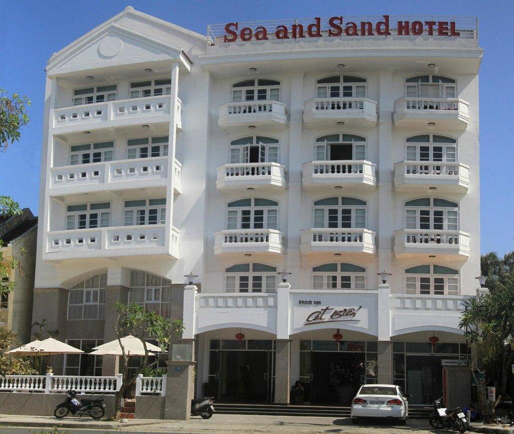 海與沙酒店
