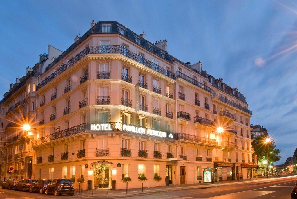 Pavillon Monceau Hotel