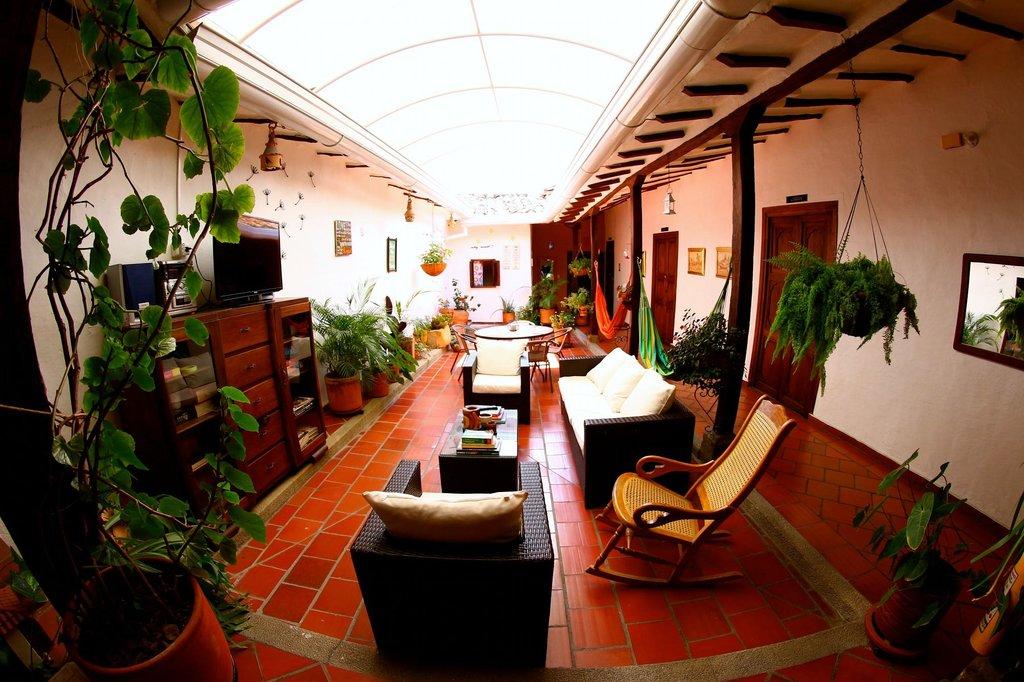 Bacaregua Hostel