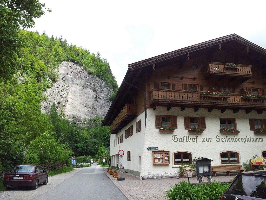Seisenbergklamm Landhotel