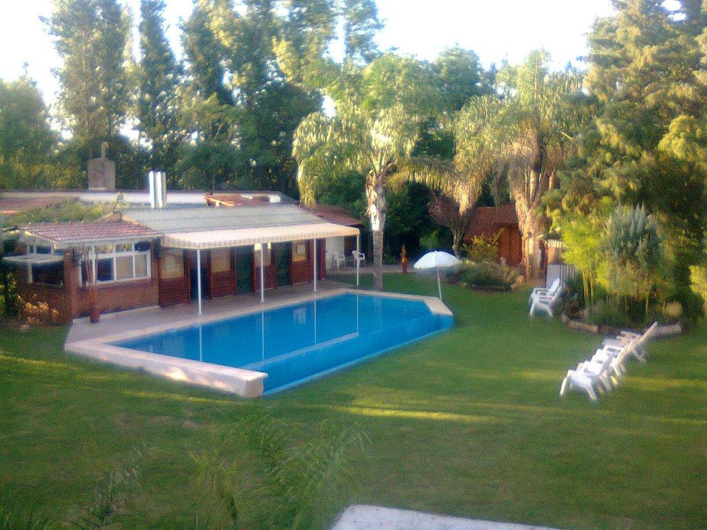 Cabanas Parque Aldea Fisherton Rosario