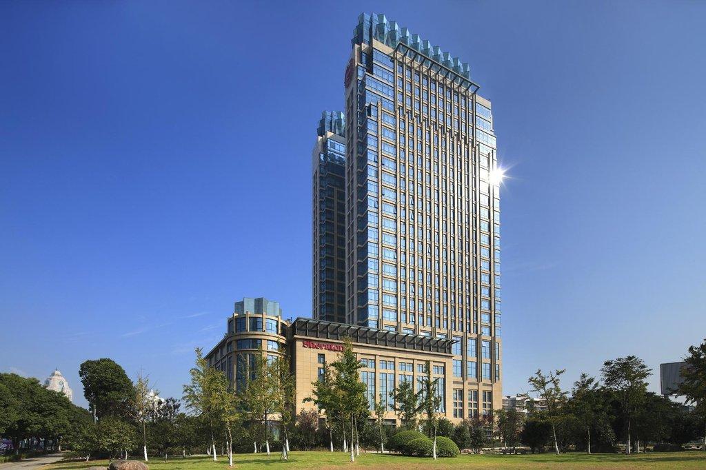 쉐라톤 웬저우 호텔