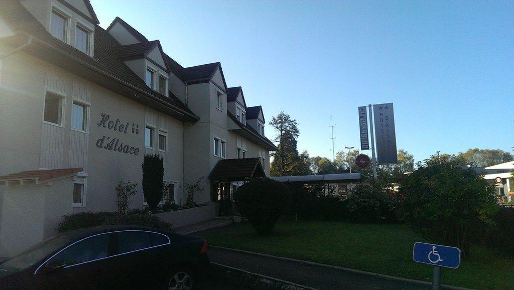 Citotel Hotel d'Alsace