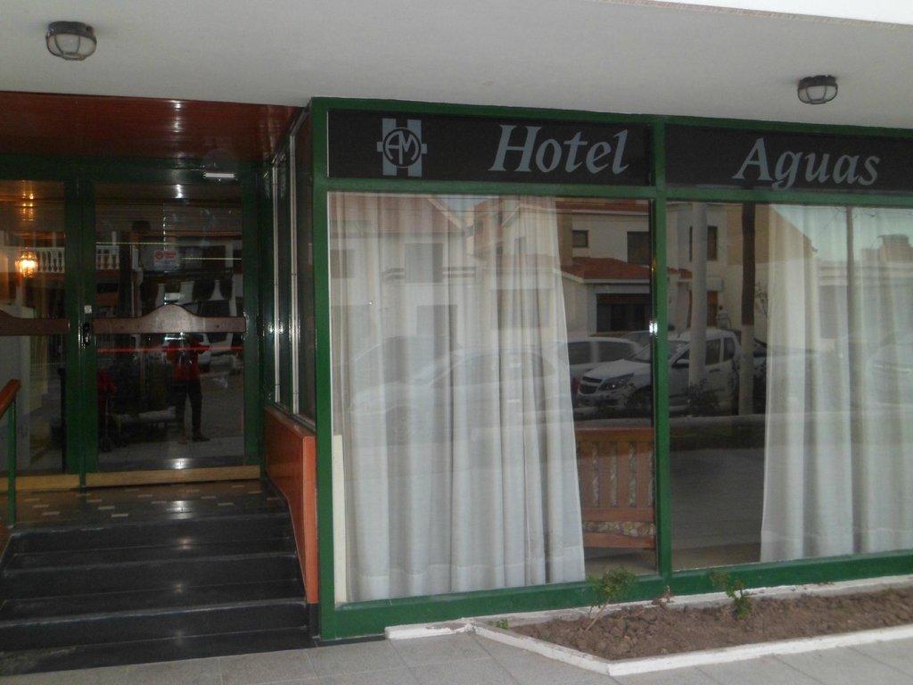 Hotel Aguas Mansas