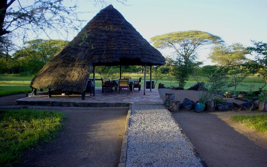 Kijereshi Tented Camp