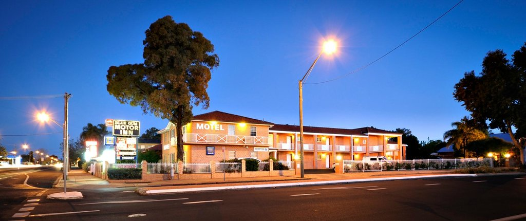 BEST WESTERN Bluegum Motel