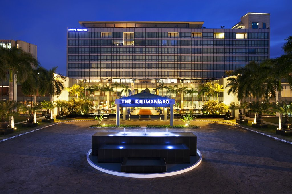 ‪Hyatt Regency Dar es Salaam, The Kilimanjaro‬