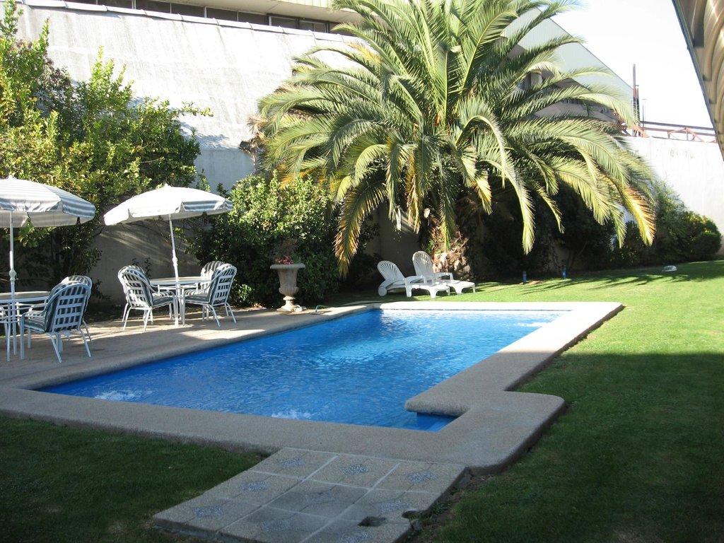 Hotel Turismo Santiago
