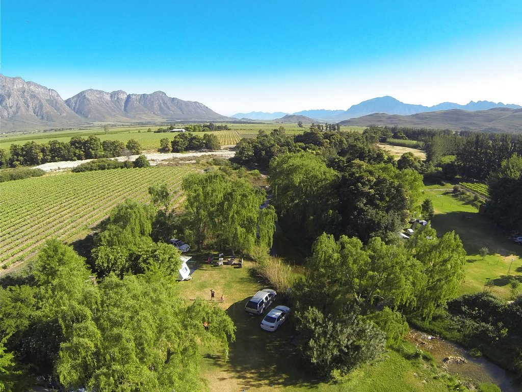 Slanghoek Mountain Resort Camping & Caravaning