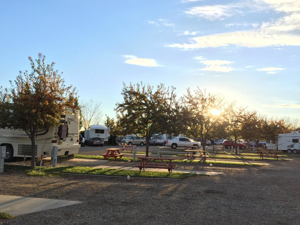 Boise-Meridian RV Resort