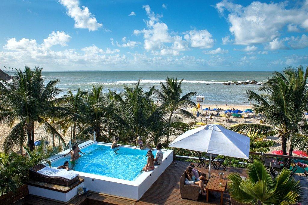 桑巴斯休閒海灘咖啡廳暨旅館