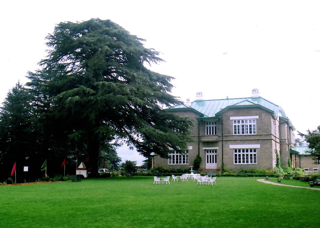 ‪HPTDC The Chail Palace‬