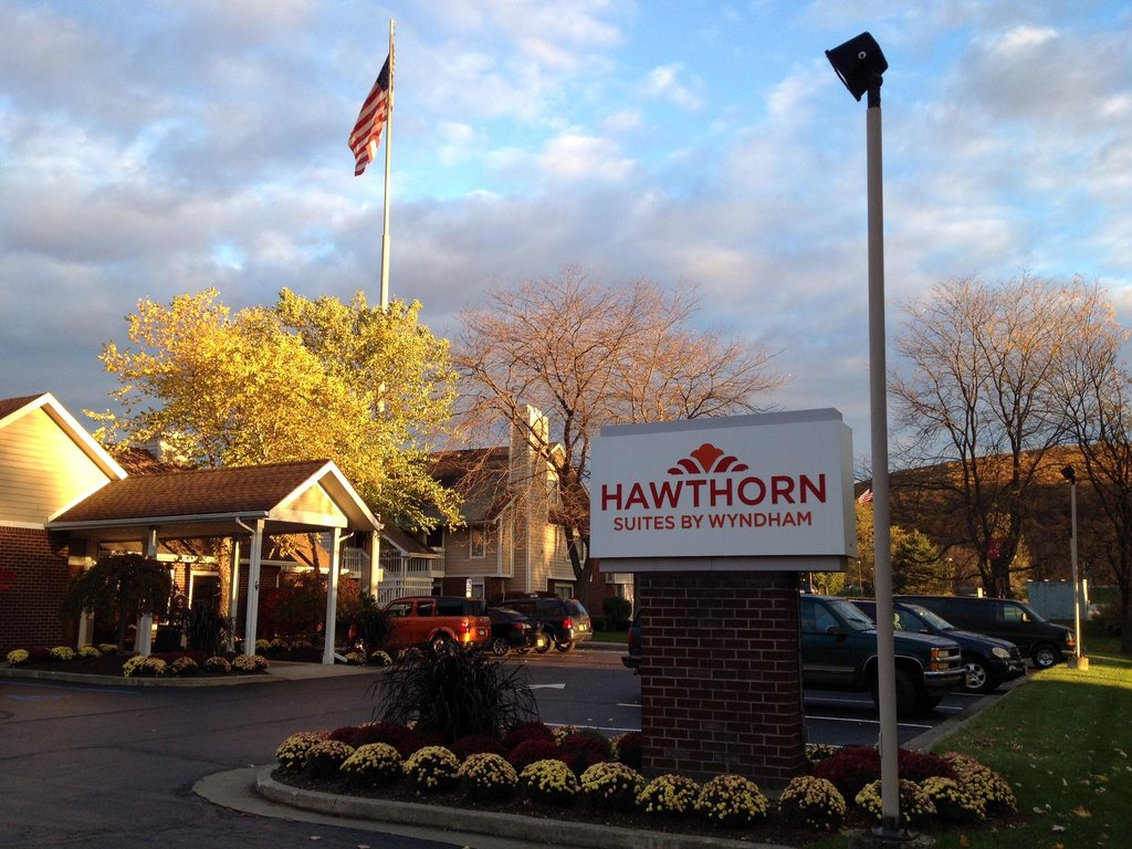 Hawthorn Suites By Wyndham Fishkill/Poughkeepsie Area
