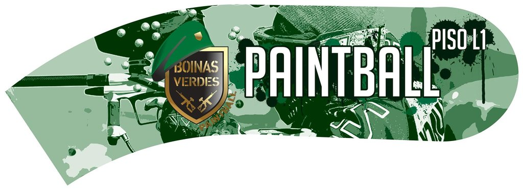 Boinas Verdes Paintball