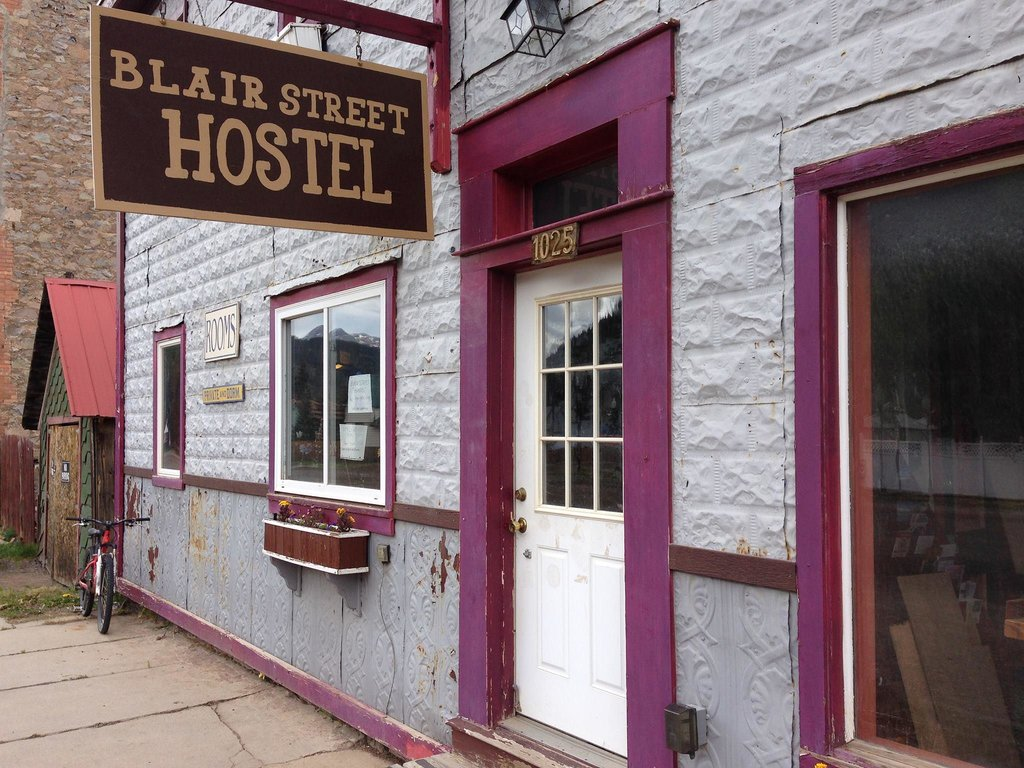 Blair Street Hostel