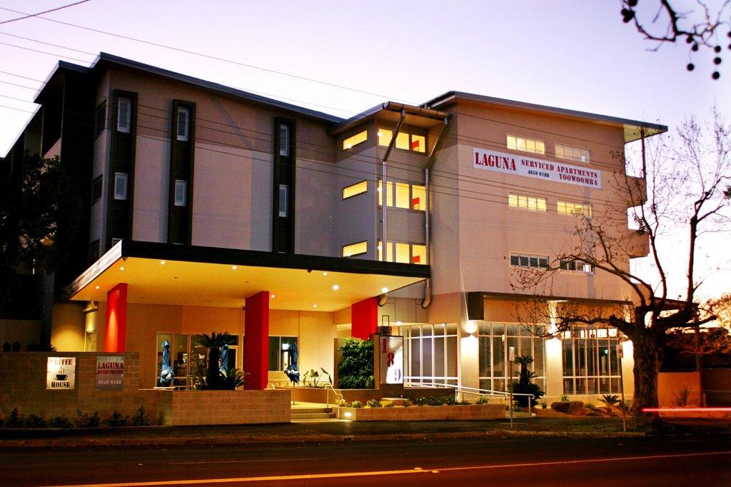 Laguna Serviced Apartments Toowoomba