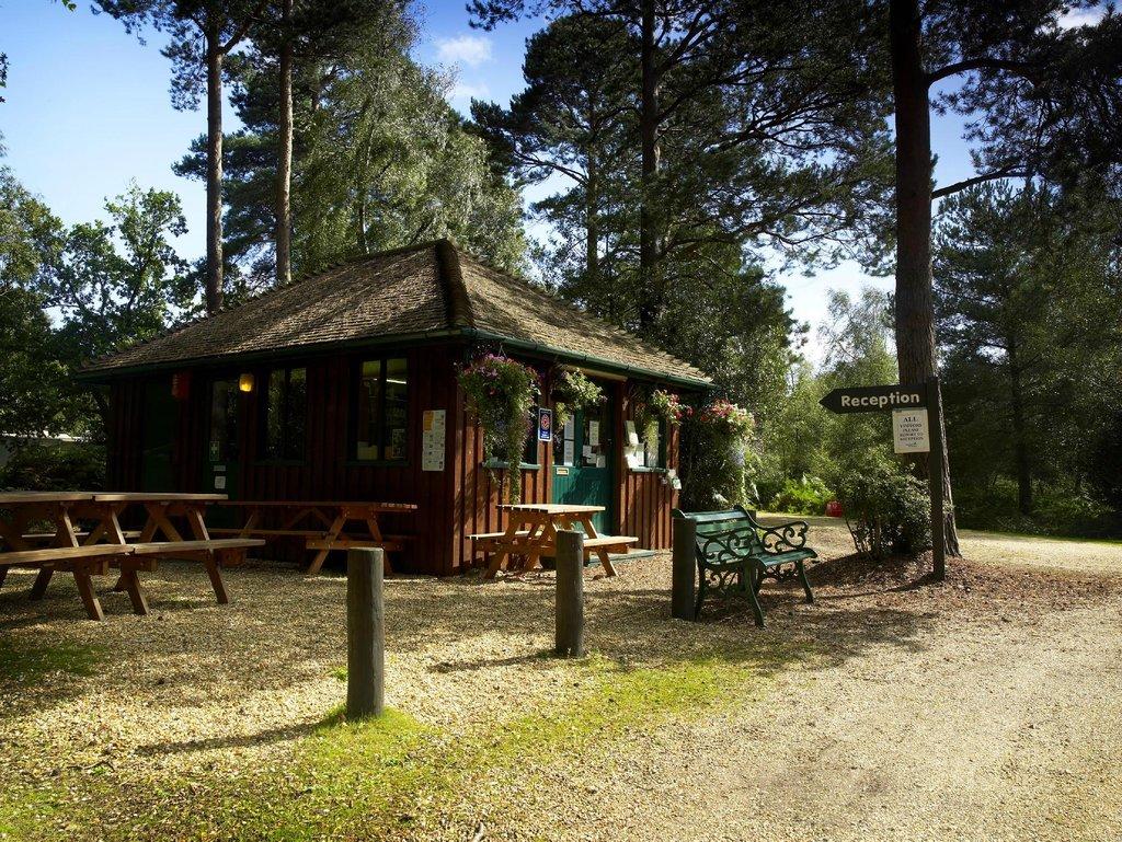 Setthorns Campsite