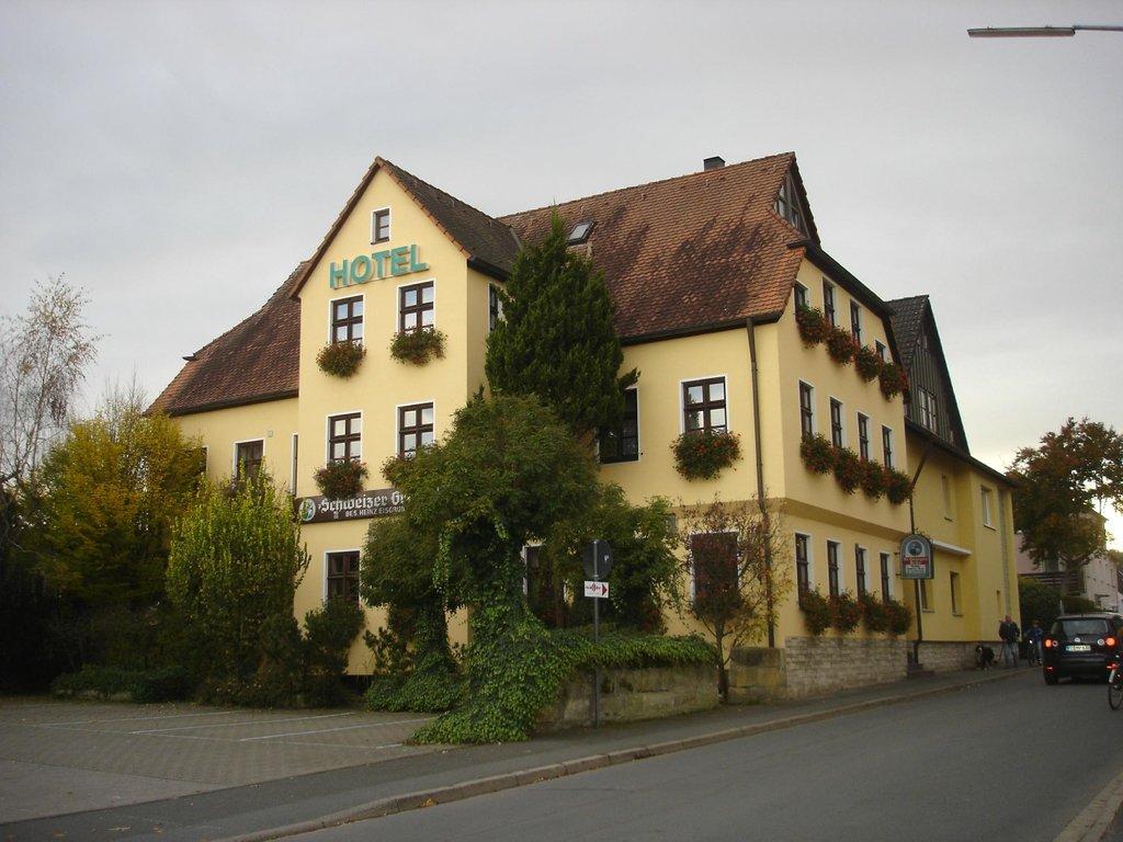 Hotel Schweizergrom