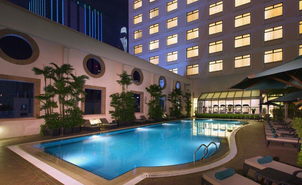 西貢喜來登飯店