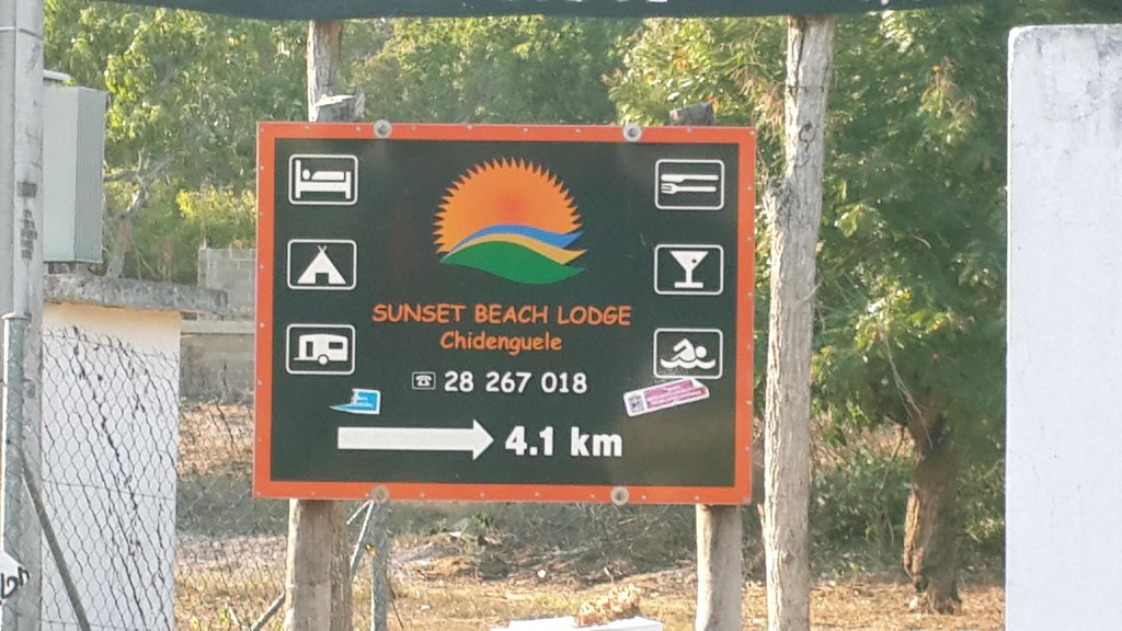 ‪Sunset Beach Lodge‬