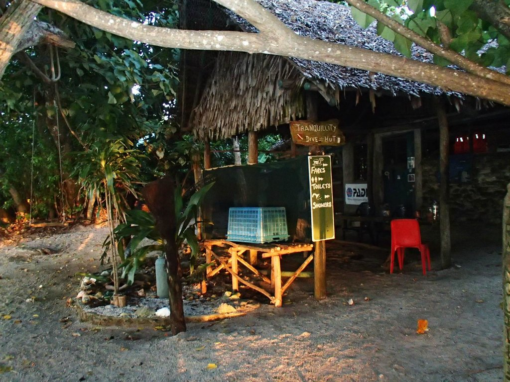Tranquillity Island Resort & Dive Base