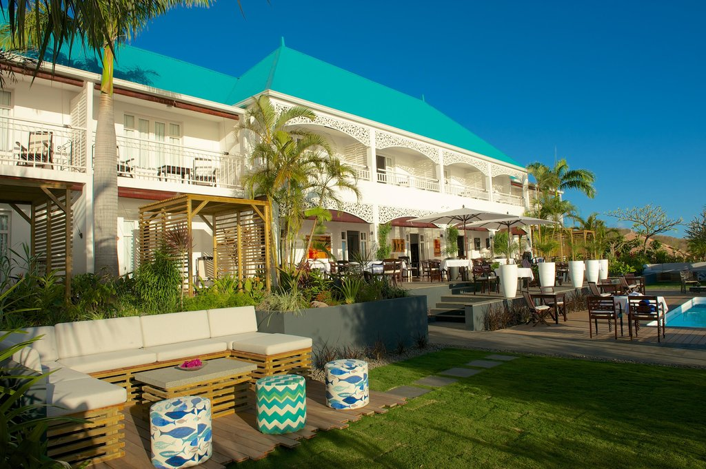 Blue Margouillat Seaview Hotel