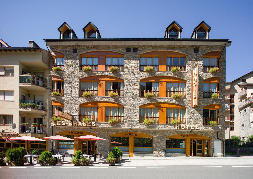 Hotel Les Brases