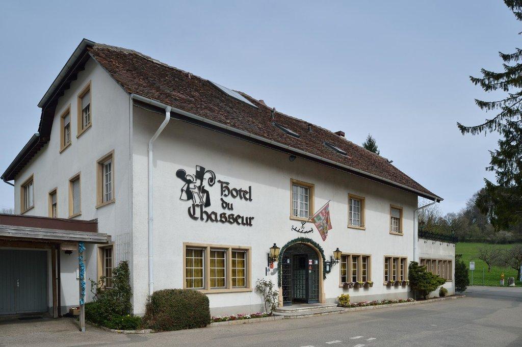 Hotel du Chasseur