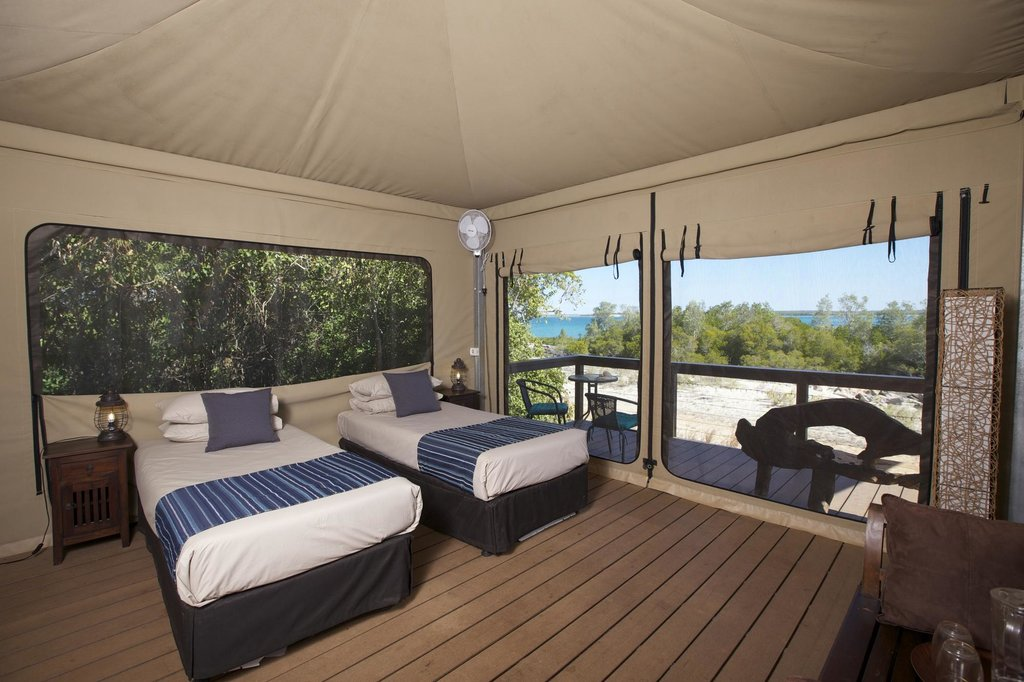 Cygnet Bay Pearl Farm Accommodation